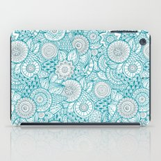 BOHO TURQUOISE PATTERN iPad Case