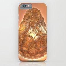 Bronze Pinecone iPhone 6 Slim Case