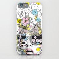 Psykéwoman iPhone 6 Slim Case