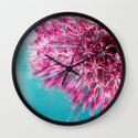 ALLIUM Wall Clock