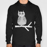 Give A Hoot Hoody