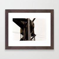 KLNK 01 Framed Art Print