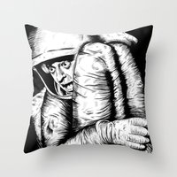 Infinite Improbability D… Throw Pillow