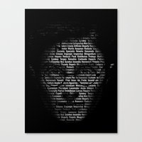 Spells: The Good One Canvas Print