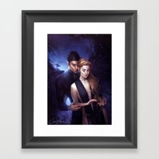 The Night Court Framed Art Print