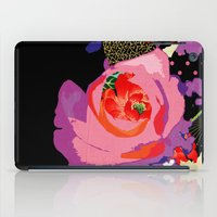 Flowers Series_v01 iPad Case