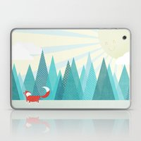 Winter's Over Laptop & iPad Skin