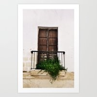 Jerez Art Print