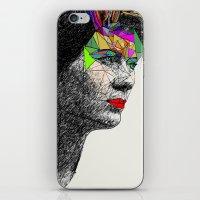Mama iPhone & iPod Skin