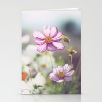 Sunkissed. Stationery Cards