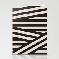 black or white Stationery Cards
