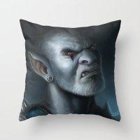 ThunderCats Collection - Panthro Throw Pillow