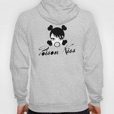 POISON KISS CYAN Hoody