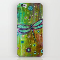 Dragonfly 3 iPhone & iPod Skin