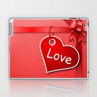 Valentine's  Gift G274 Laptop & iPad Skin
