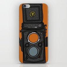 Yashica iPhone & iPod Skin