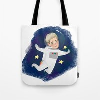 Space Niall Tote Bag