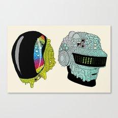 Get Yucky Canvas Print