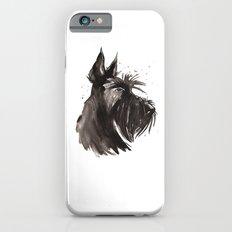 Scottish Terrier profile Slim Case iPhone 6s