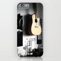 ART STUDIO - GUITAR iPhone 6 Slim Case