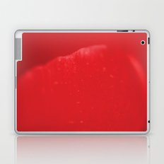 Red Flower Petal - Macro - Fine art Print for interior decoration Laptop & iPad Skin