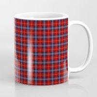 Aberdeen University Tartan Mug
