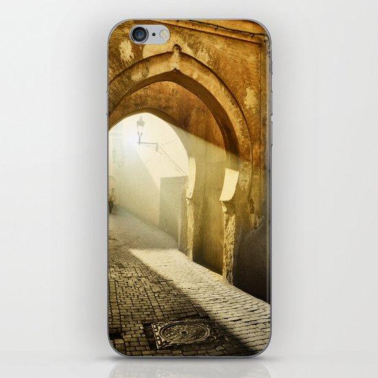 Photoplankton iPhone & iPod Skin