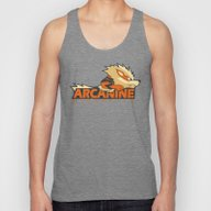 Arcanine Athletics Unisex Tank Top