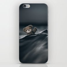 Riding The Waves iPhone & iPod Skin