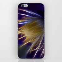 Clematis iPhone & iPod Skin