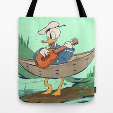 Donald's Vacation Tote Bag