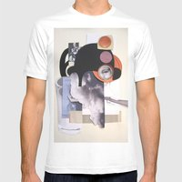 A Clockwork Orange Mens Fitted Tee White SMALL