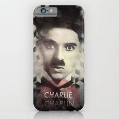 Charlie Chaplin iPhone 6 Slim Case