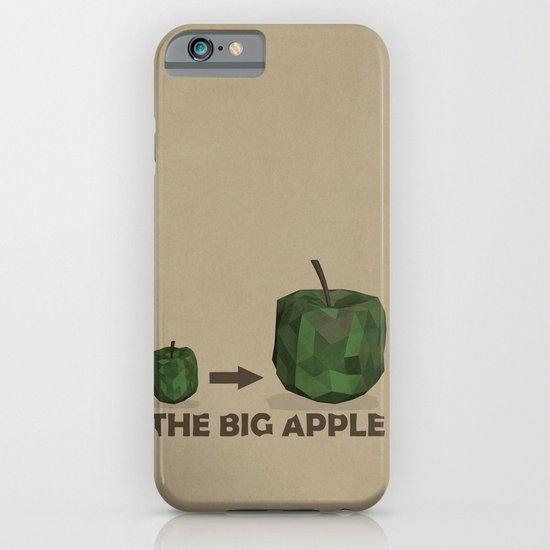 The Big Apple iPhone & iPod Case