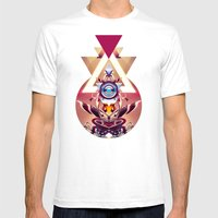 Oh, Birmingham Mens Fitted Tee White SMALL