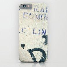 #STREETART MIAMI, USA by Jay Hops Slim Case iPhone 6s