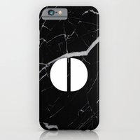 Black Marble - Alphabet … iPhone 6 Slim Case