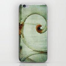 Vigil  iPhone & iPod Skin