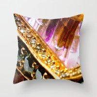 Emeralda Throw Pillow