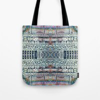 Digital Nepal Tote Bag