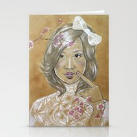 Kawaii Culture Stationery Cards