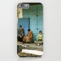 North African Tea Time iPhone 6 Slim Case