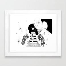 Into Your Dream Framed Art Print