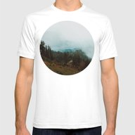 Park Butte Lookout - Was… Mens Fitted Tee White MEDIUM