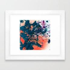 Abstract Mood  Framed Art Print