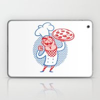 Pizza Chef Laptop & iPad Skin