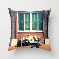 Spirit of Nashville Throw Pillow