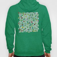 buttons and bees Hoody