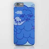 iPhone & iPod Case featuring Bad Air by Mirisch