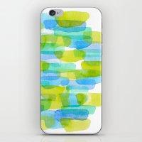 Watercolor 001 iPhone & iPod Skin